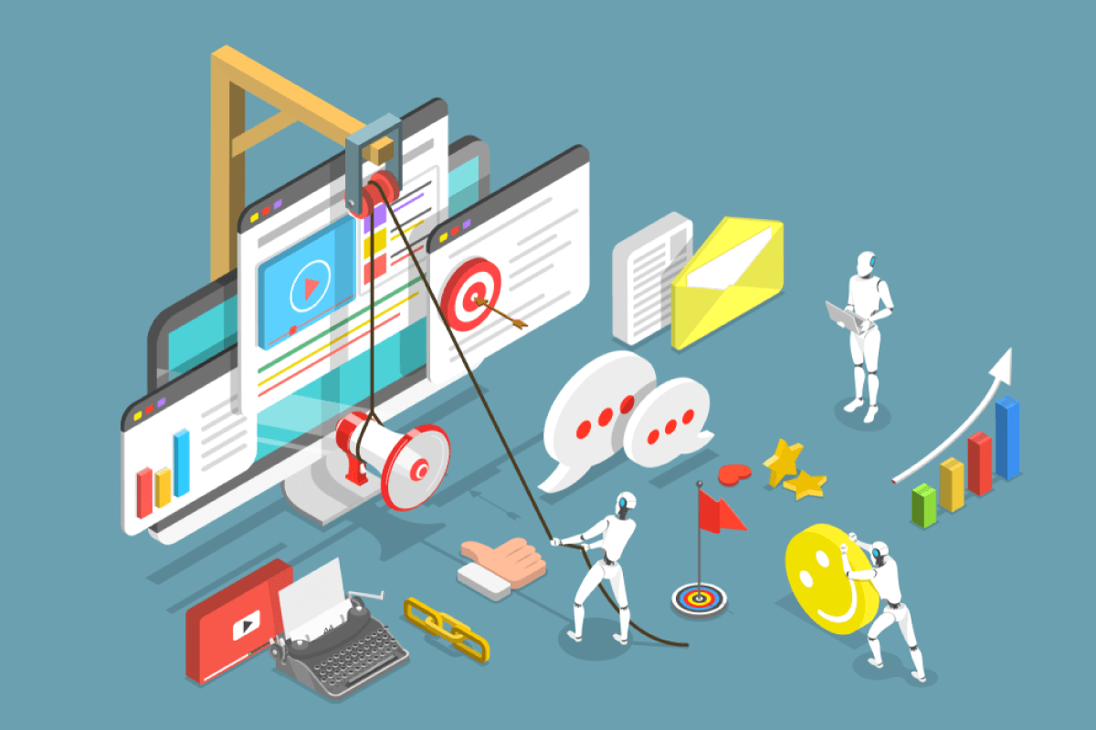 marketing - Vai trò của công nghệ trong Marketing thời đại số